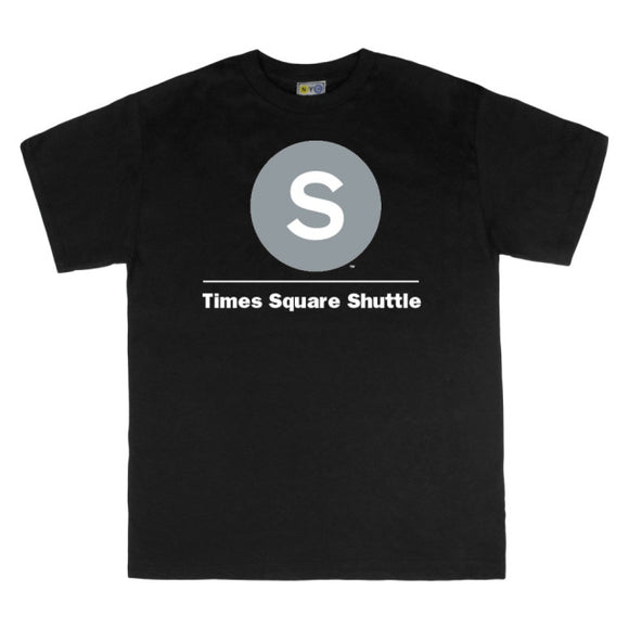 S (Times Square Shuttle) T-Shirt