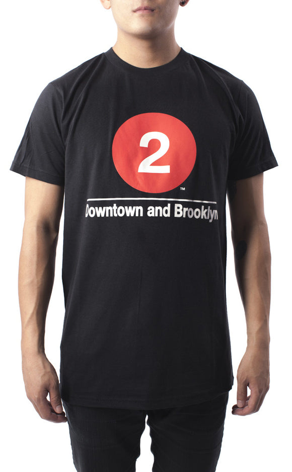 #2 (Downtown and Brooklyn) T-Shirt