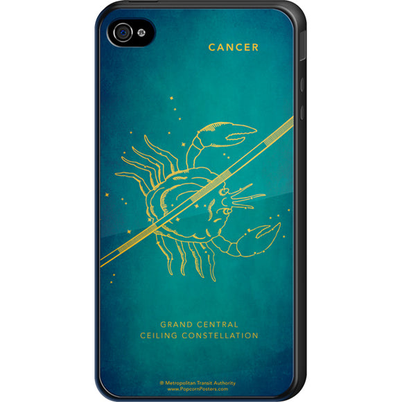 Grand Central Ceiling (Cancer) Cell Phone Case