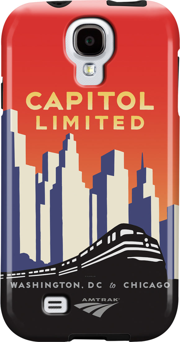 Capitol Limited (DC to Chicago) Galaxy Case