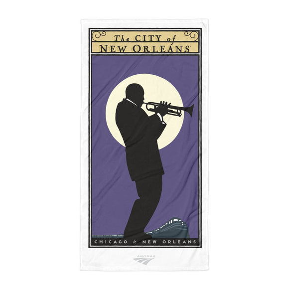 City of New Orleans Towel