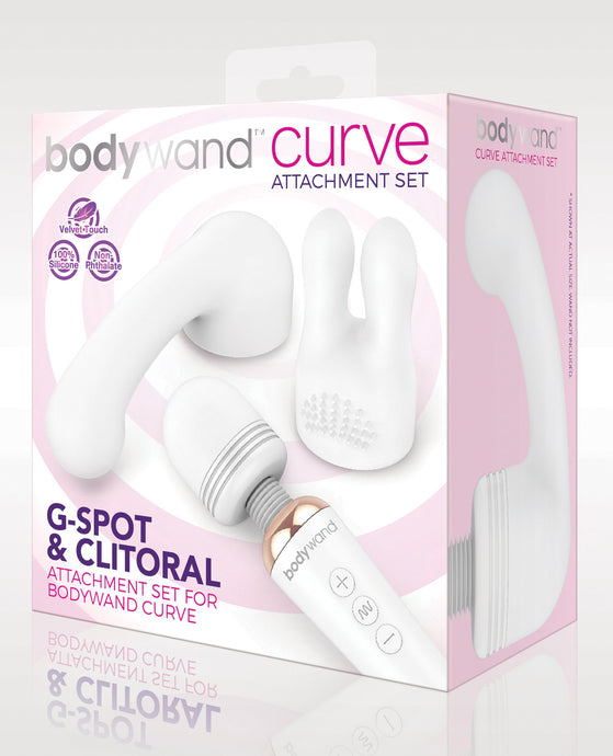 Xgen Bodywand Curve Accessory - White