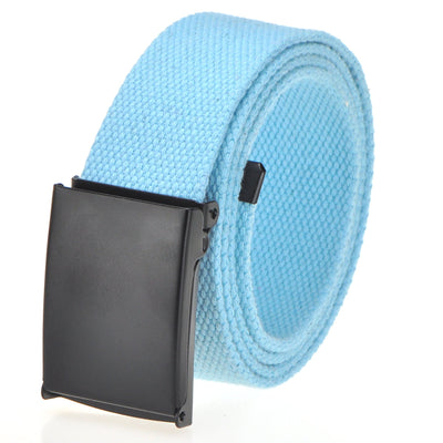 Cut to Fit Canvas Web Belt Waist Size Up to 52""