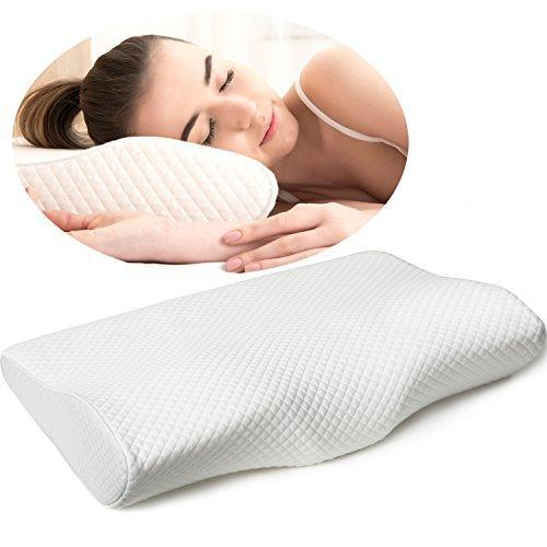 Contoured Neck Support Pillow Trendlexz