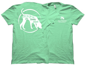 Love Me Like You Love Running Hounds Southern Houndsman T-Shirt