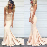 Online Simple Sweet Heart Mermaid Sexy Junior Cheap Long Occasion Dress for Wedding Party Prom, VB0171 - Visionbridal