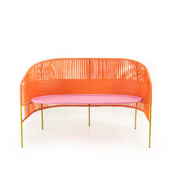 Caribe Two-Seater Bench