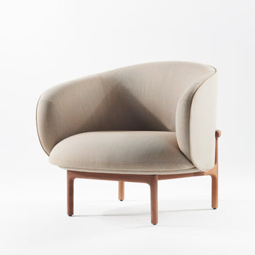 MELA Lounge Chair Trimmed