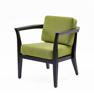 Flank - Milled Lounge Chair F12