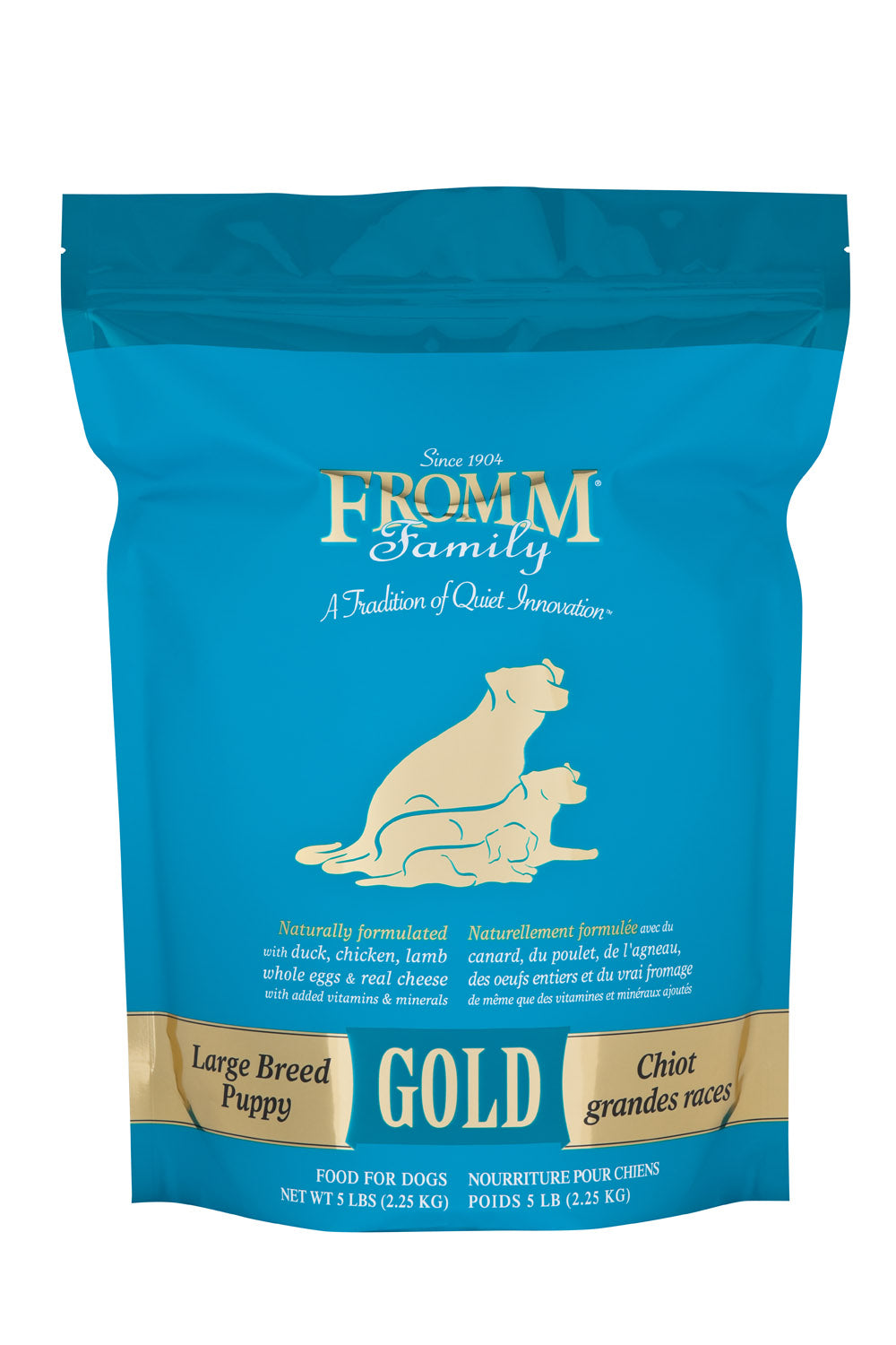 Fromm Family Gold Large Breed Puppy Dog Food