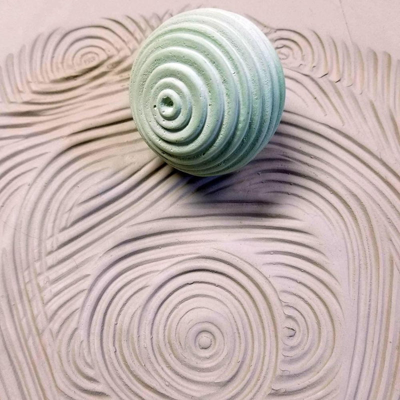 Clay Planet Texture Sphere – Linear