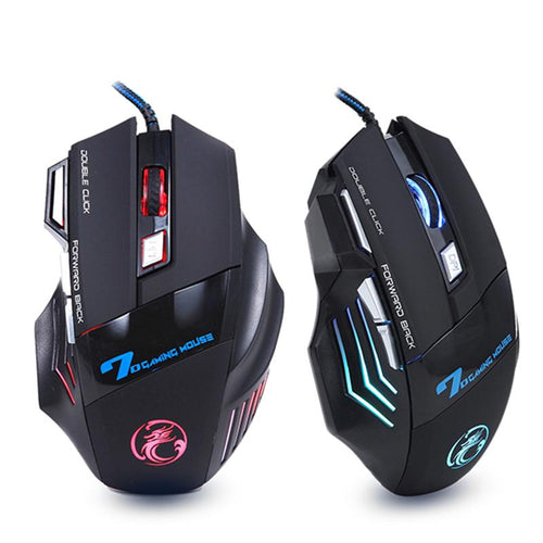 Souris - LCG 4D Gaming