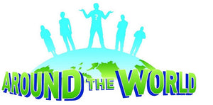 Around the World team building activity for employee engagement and staff development