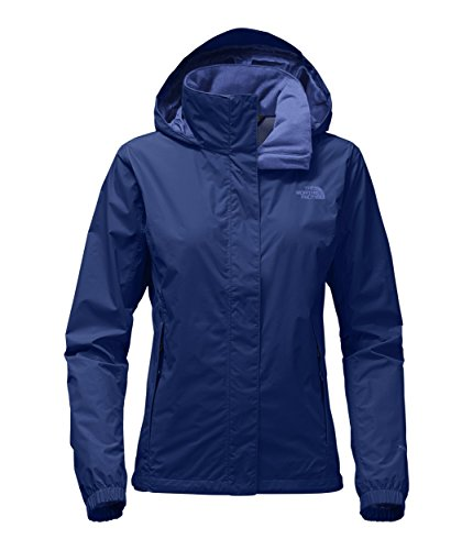 The North Face Women's Resolve 2 Jacket Soda Lite Blue - L