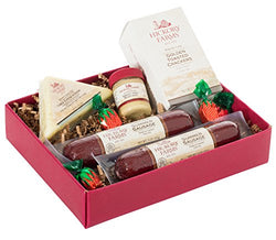 Hickory Farms Double Sausage and Cheese Sampler Gift Set (1.0 Lbs)