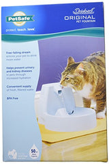 PetSafe Drinkwell Original Dog and Cat Water Fountain, 50 oz.
