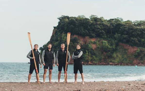 Rowing the Atlantic Ocean: Q+A with MISSION'S Founder Tom Whittle