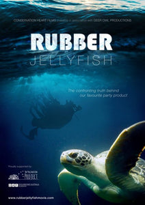 RUBBER JELLYFISH - THE MOVIE