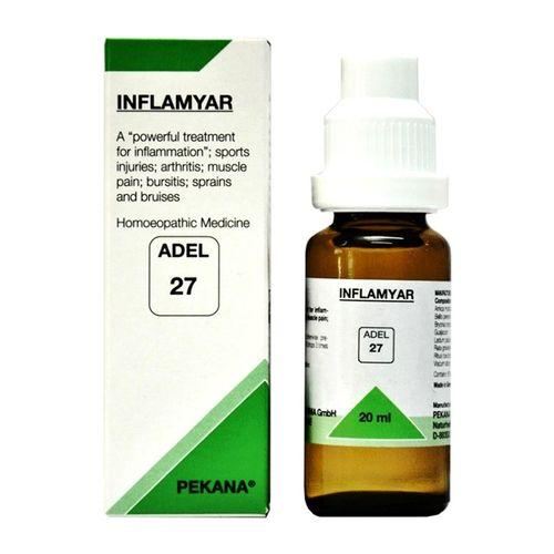 Adel 27 Inflamyar drops for Inflammation, Sports Injuries, Arthritis, Muscle Pain, Sprains