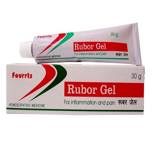 Fourrts Rubor Gel for Sprains, Strains, Low Back Pain