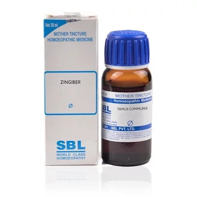 Zingiber Homeopathy Mother Tincture Q