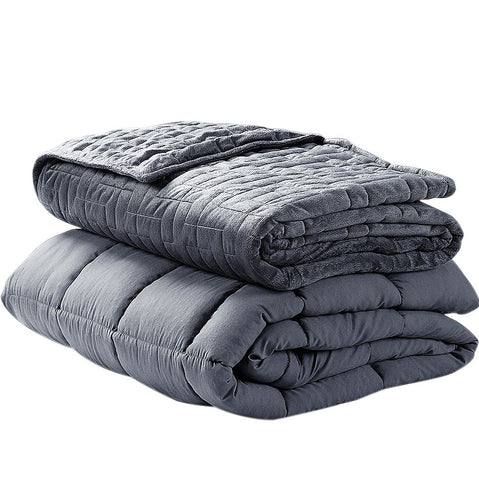 Solace Weighted Blanket (Duvet Cover Included)