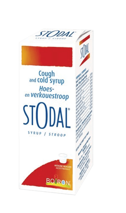 Boiron Stodal Cough and Cold Syrup, 200ml