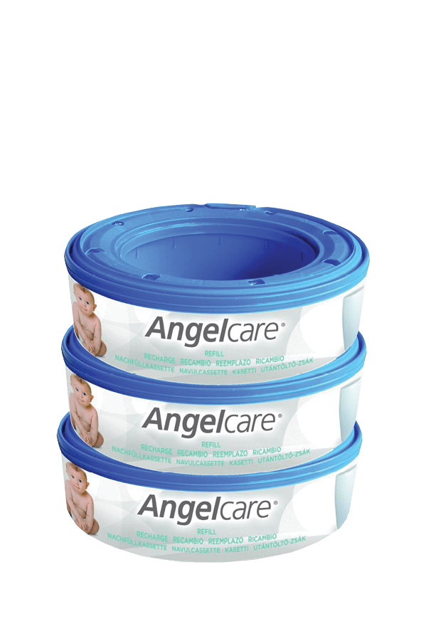 Angelcare Nappy Bin Refills 3 Pack