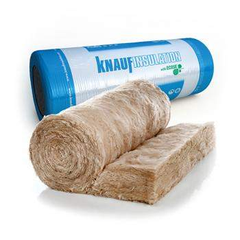 Knauf Loft Roll Insulation 100mm