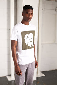 FOREST FLORA PLACEMENT TEE