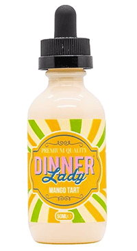 Dinner Lady Mango Tart Review