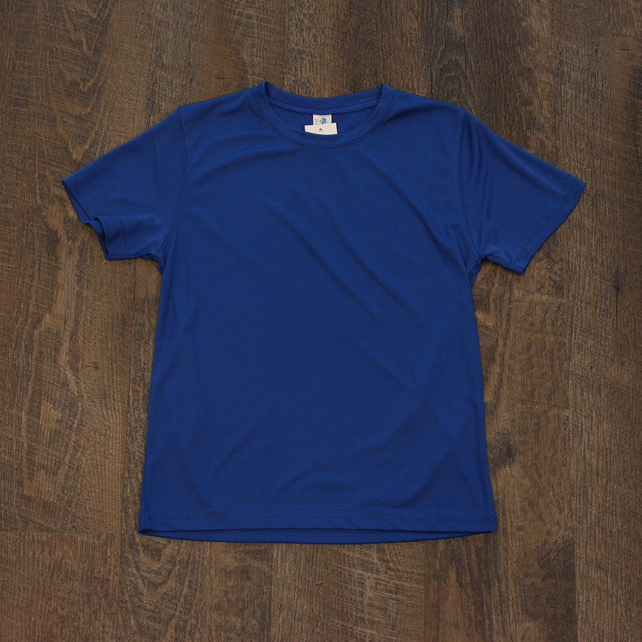Youth Short Sleeve Performance Tee