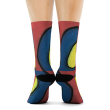 """Tempting me"" Art Socks"