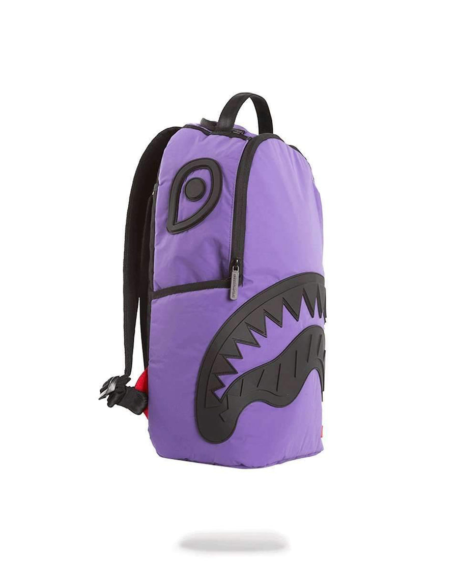 3M PURPLE RUBBER SHARK BACKPACK