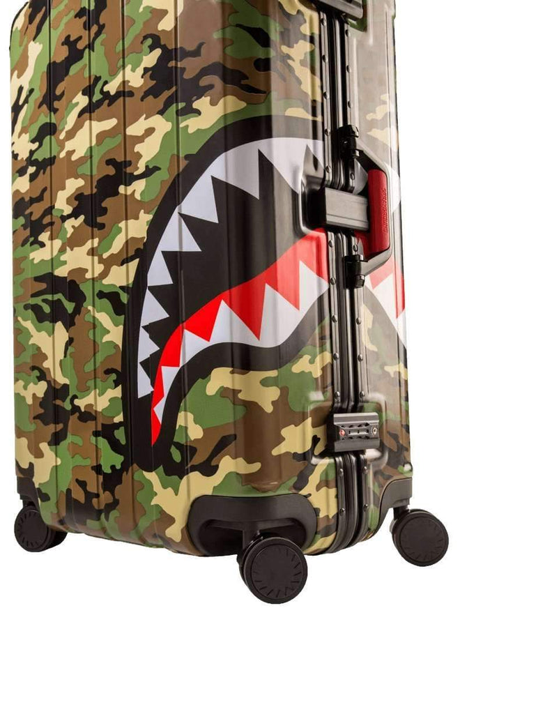 "CAMO SHARK 29"" FULL SIZE LUGGAGE"
