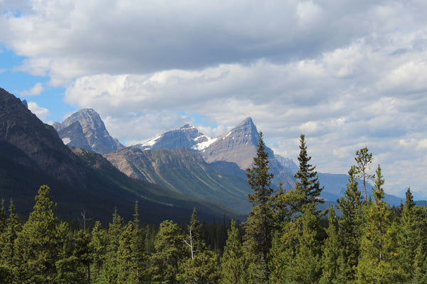 LES ROCHEUSES EN FAMILLE||FAMILY TRIP IN THE ROCKIES
