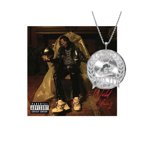 The World Is Yours 2 Digital Album + Chain