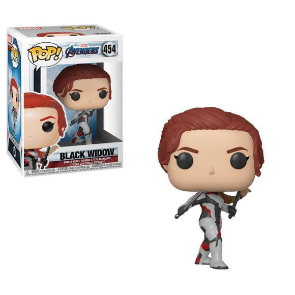 Avengers Endgame POP! Movies Vinyl Figure Black Widow (on demand)