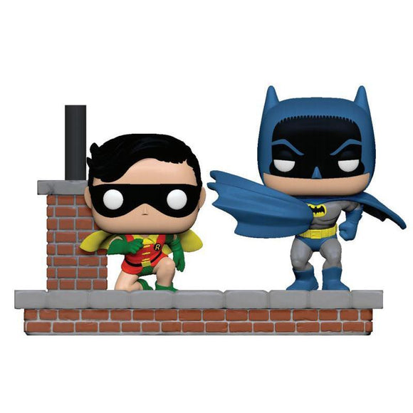 Batman 80th POP Moment! Vinyl Figures 2-Pack Look Batman & Robin 1964 (pre-order)