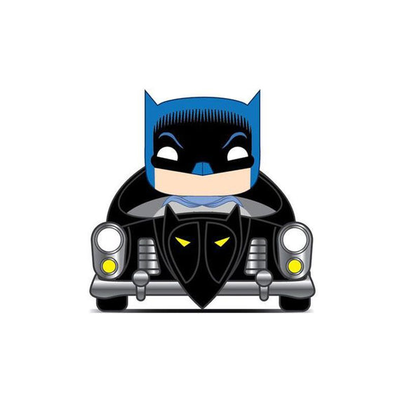 Batman 80th POP! Rides Vinyl Figure 1950 Batmobile (pre-order)
