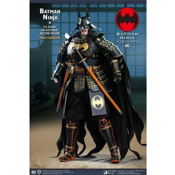 Batman Ninja My Favourite Movie Action Figure 1/6 Batman Ninja Deluxe Ver. (pre-order)