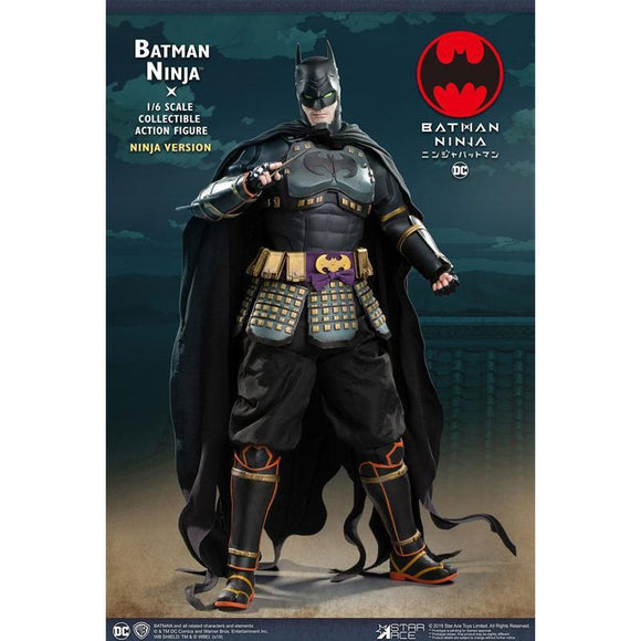 Batman Ninja My Favourite Movie Action Figure 1/6 Batman Ninja Normal Ver. (pre-order)