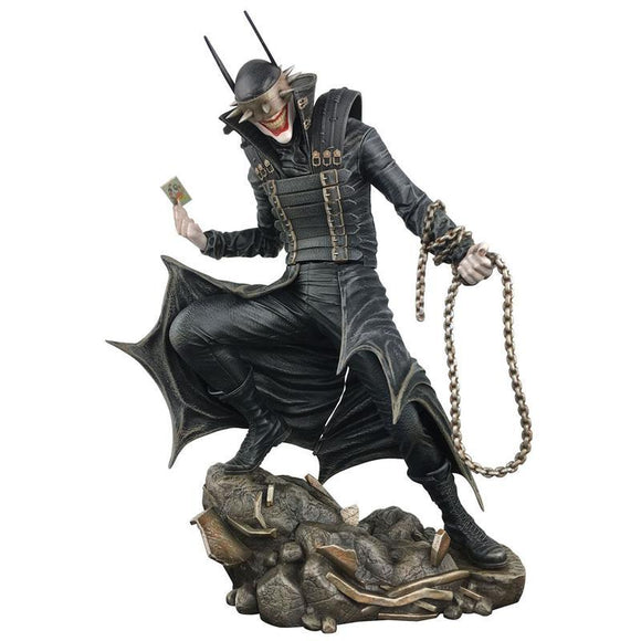 DC Gallery PVC Statue The Batman Who Laughs (pre-order)