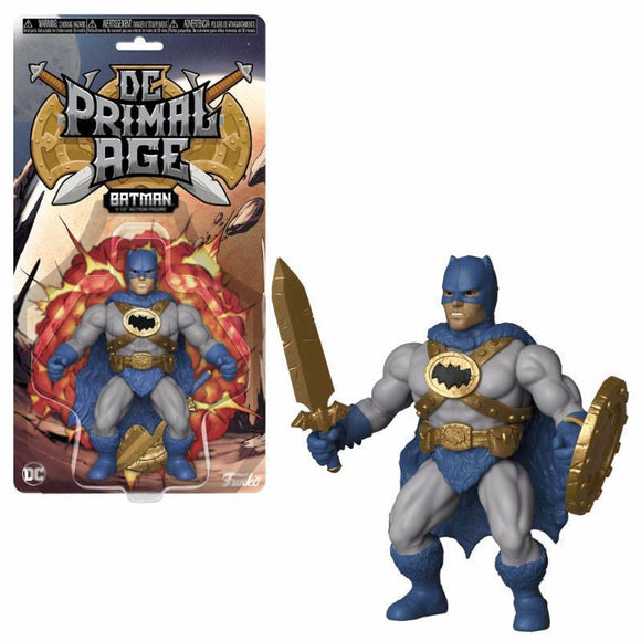 DC Primal Age Action Figure Batman (pre-order)