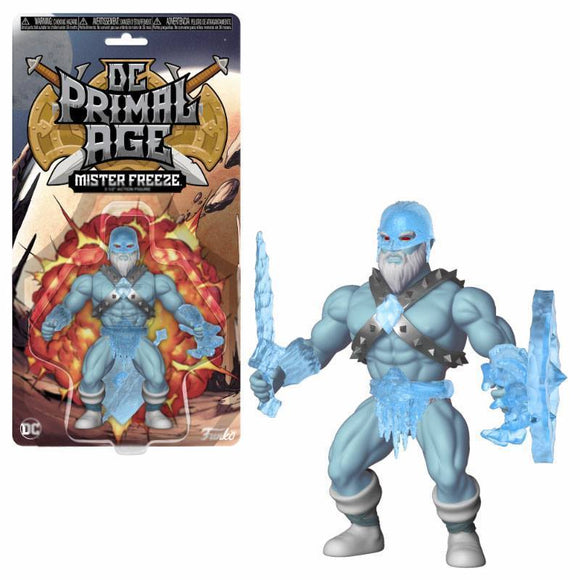 DC Primal Age Action Figure Mr. Freeze (pre-order)