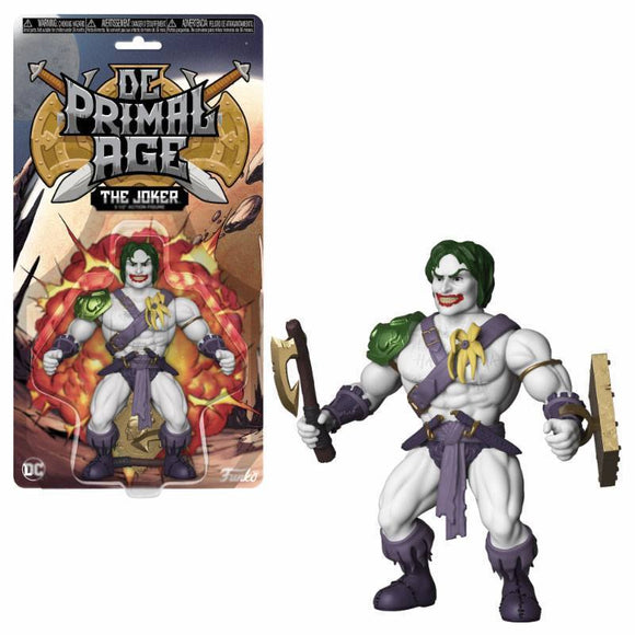 DC Primal Age Action Figure The Joker (pre-order)