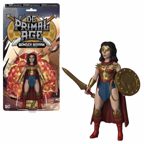 DC Primal Age Action Figure Wonder Woman (pre-order)