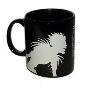 Death Note Heat Change Mug Lootcrate Exclusive