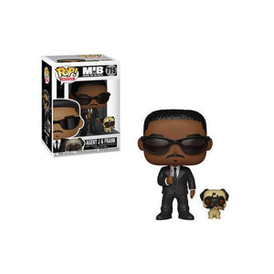 Men in Black POP! Movies Vinyl Figure Agent J & Frank (pre-order)