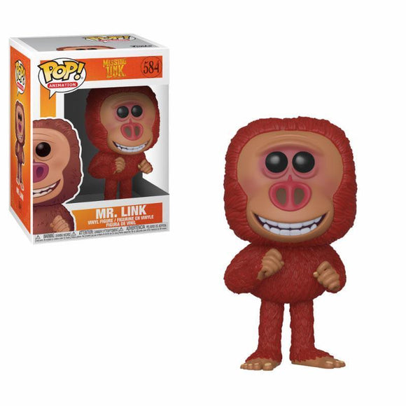 Missing Link POP! Movies Vinyl Figure Link (pre-order)
